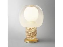 Fusa bordslampa, neutral tänd