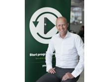 Jaap Postma, koncerndirektør for YouSee