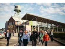JackPott - Eine Reise zu den RuhrBühnen / Route 4 auf dem Weg zum Boarding