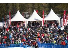 SkiStar Winter Games Sälen publik