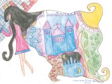Mitt Lund - en berättelse om en internationell stad, elevbild 1