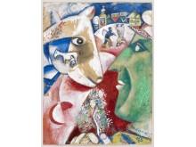 Marc Chagall: Ich und mein Dorf