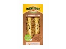 Sandwich Leerdammer® Original & Rucola-Creme