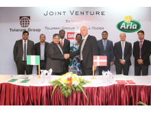 Arla signs new joint venture with Tolaram in Nigeria