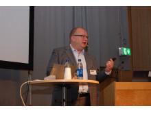 Talare Underhållsdagen 2014: Hans Hellström, Sigma IT & Management