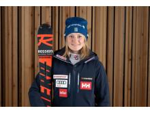 Porträttbild Hanna Aronsson Elfman, Kils SLK