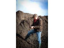 Norsk Vekstjord tester jevnlig jordproduktene sine.
