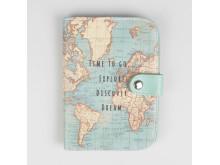 Resetillbehör - Vintage Karta