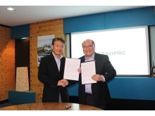Signing joint venture agreement for PanaHome MKH Malaysia