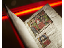 Bilder av Kristina: unikt inlån från Vatikanbiblioteket