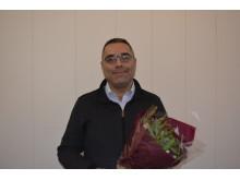 Yahya Jani, vinnare av årets Linnéstipendium