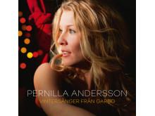 Pernilla Andersson_Vintersånger från Garbo_omslag