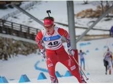 Aleksander Fjeld Andersen, sprint ungdom menn, junior-vm 2016