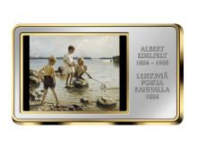 Albert Edelfelt - Leikkiviä poikia rannalla