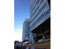 Swedbanks nya huvudkontor tar form