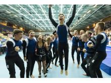 SM-kval truppgymnastik