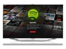 Samsung - Spotify app