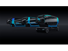 Scania Konzeptfahrzeug Module