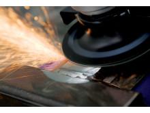 Nye fiberrondeller til slibning af metal. Anvendelse