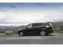 Endelig er nye S-MAX på plass i Norge - nå også med AWD