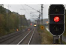 Trafikinformation tåg