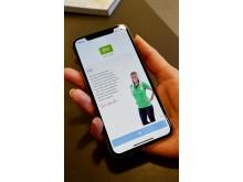 Öppet Gotland-appen, nu även på engelska