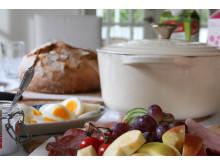 Grytebrød til frokost - Le Creuset
