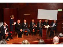 Världscancerdagen 2011: Panelsamtal om cancervården i Sverige idag och i framtiden