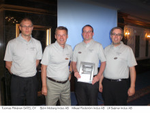 SATEL Distributor of the Year 2008