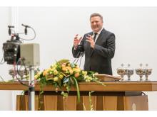 Bezirksapostel Rainer Storck