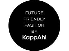 KappAhl Future Friendly Fashion logo