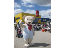 Loppemarked ved IKEA Odense 2016