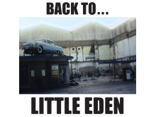 Little Eden - Back to... Little Eden artwork