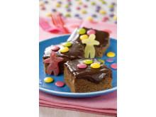 Barnas sjokoladekake