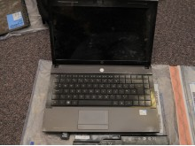 Laptop seized from John Farrell's house