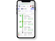 Tracking-Funktion des neuen Kundenportals von Panalpina