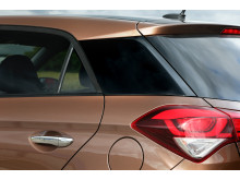 Nye Hyundai i30 (C-stolpe)