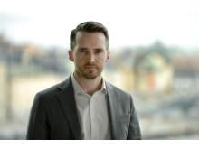 Aron Samuelsson, presschef, Telenor Sverige