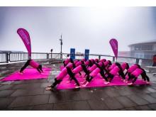 World Yoga Day Schilthorn Piz Gloria