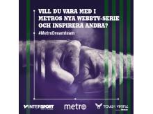 TOUGH VIKING - DREAMTEAM (rekryteringskampanj våren)