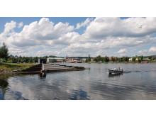 Östra kanalen och Nattviken.