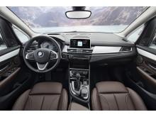 BMW 225xe iPerformance Active Tourer 2018 - interiør