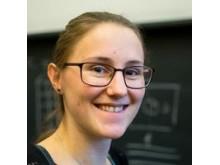 Forskarstuderande Jenny Romell vid avdelningen biomedicinsk fysik och röntgenfysik på KTH.