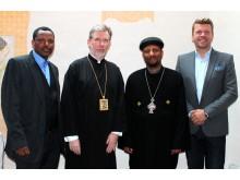 Välkomnande av nya kyrkor i Sveriges kristna råd