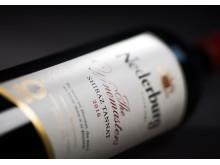 Nederburg The Winemasters Shiraz Tannat, närbild