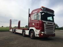 Ny Scania G 410 til Toft MaskinTransport