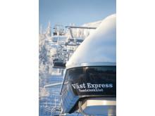 Ny lift i Vemdalen - Väst Express