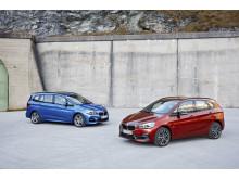 BMW 2-serie Gran Tourer og BMW 2-serie Active Tourer 2018
