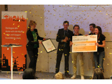 Viktor Rydbergs samskola, vinnare av Future City 2011