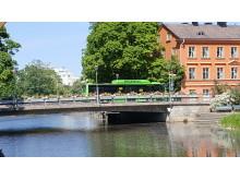 Biogasbuss Uppsala